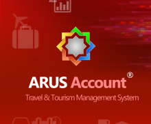 ARUS Account: ERP-System for Travel and Tourism