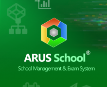 ARUS School: School Management ERP System