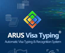 ARUS Visa Typing: Visa Appication Typing Software